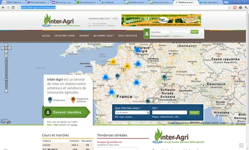 INTER-AGRI WEB